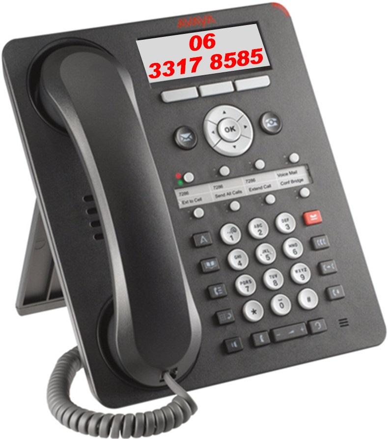 Even bellen?